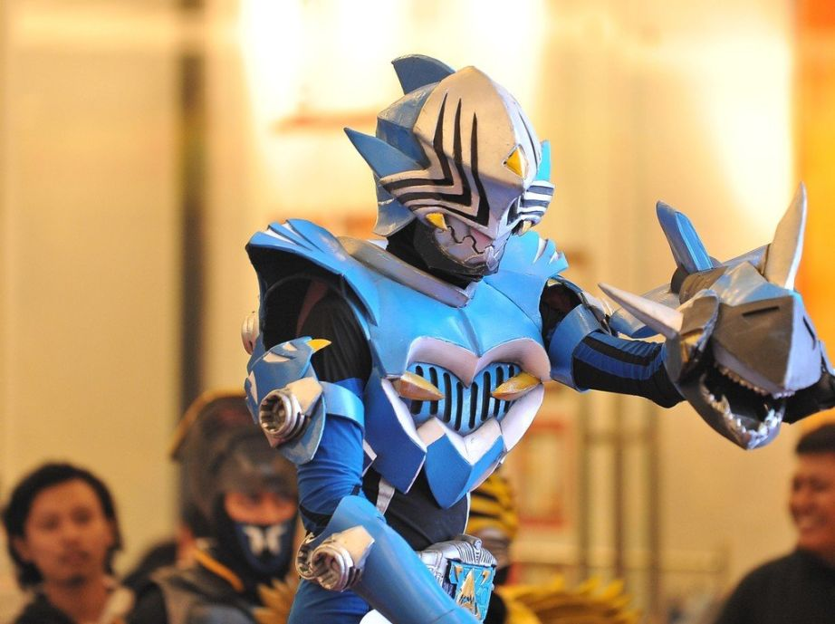Indonesian Costumes Cosplayer