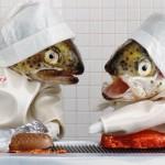 Incredible Fishy Art by Anne-Catherine Becker-Echivard