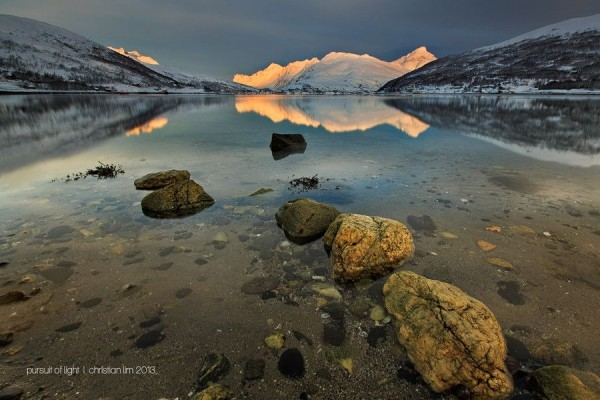 Frozen Glow by Christian Lim