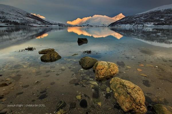 Frozen Glow by Christian Lim