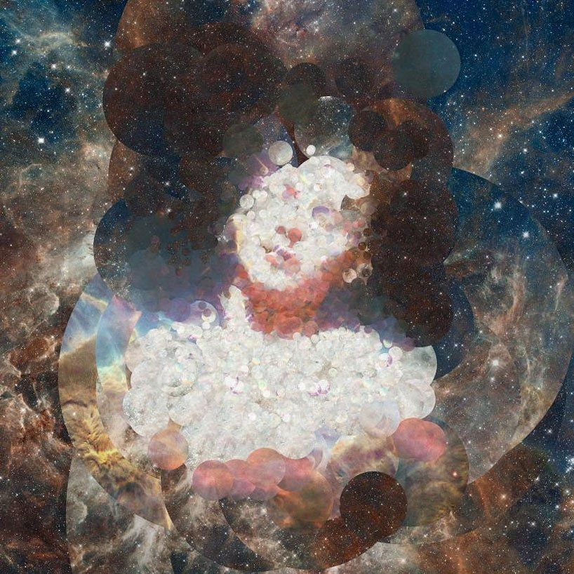 Hubble Telescope Stardust Portraits