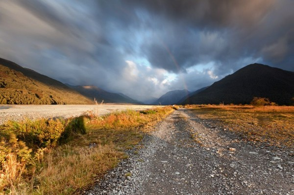 Rainbows End, Arthurs Pass National Park, NZ by Christian Lim