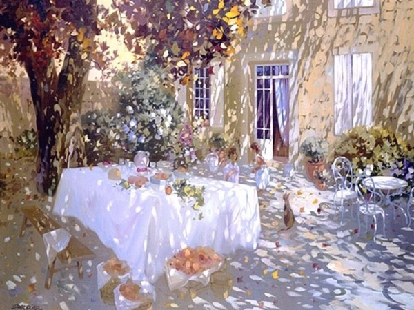 Learn impressionism style painting