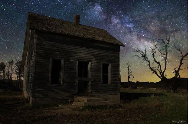 Starry Sky Photographs