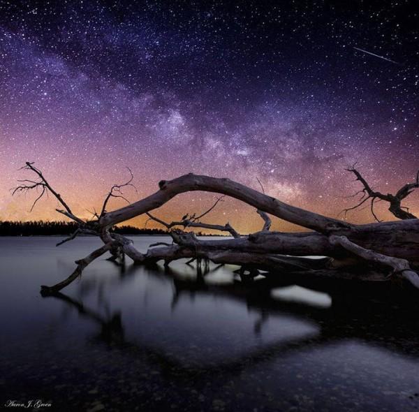 Wonderful Starry Sky Photography