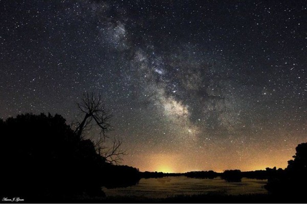 Wonderful Starry Sky Photography