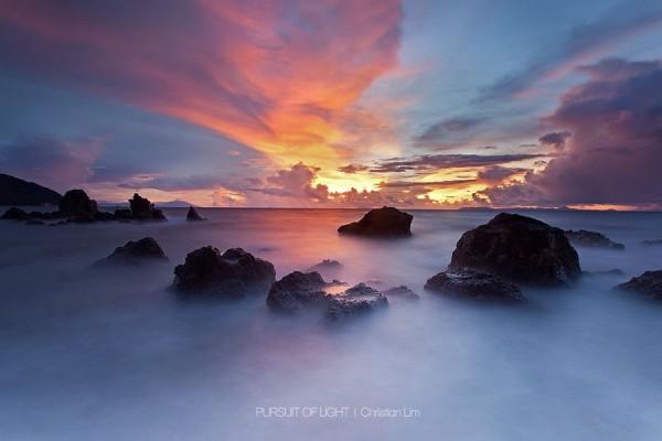 Sun Fire by Christian Lim