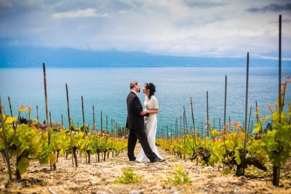 Swiss wedding by Vincent BOURRUT