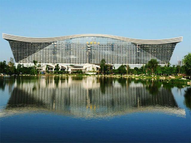 China's New Century Global Centre