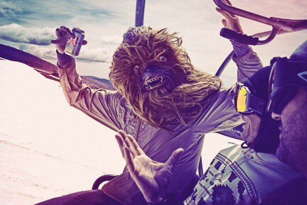 Wookiee in Real Life Situations
