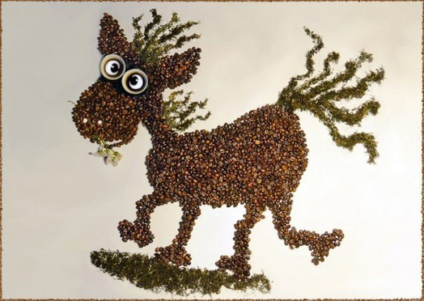 Amazing Coffee Fantasies by Irina Nikitina