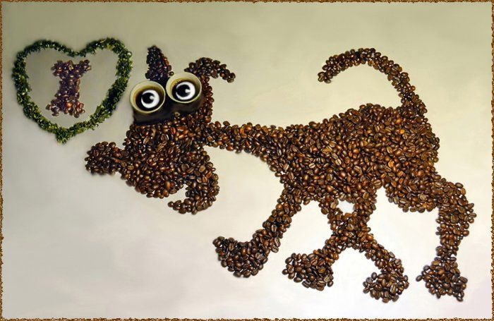 Coffee fantasy Photography by Irina Nikitina