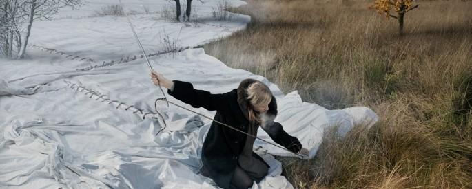 Expecting winter - Photo Manipulations by Erik Johansson