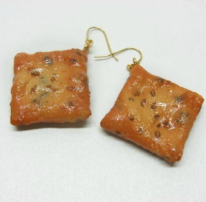 Delicious Handmade Food Jewelry Designs