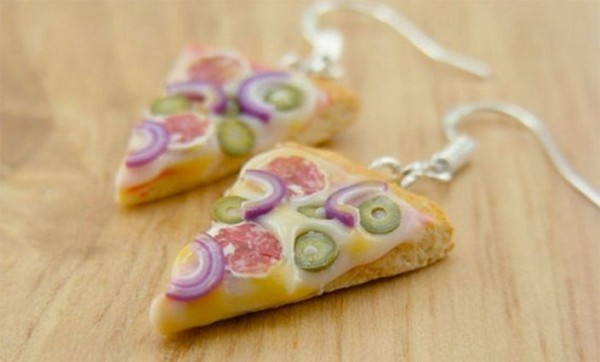 Inedible Edible Jewelry from Fake Food