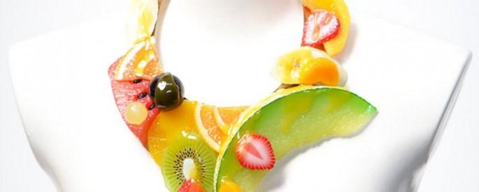 Handmade Food Jewelry