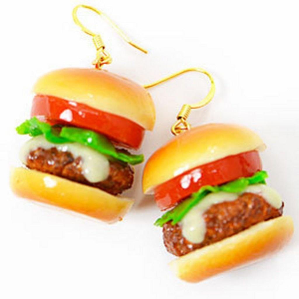 Inedible Edible Jewelry from Fake Food