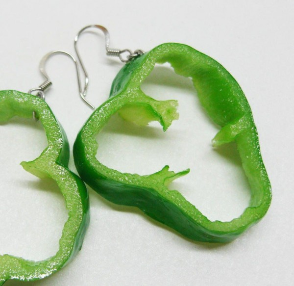 Inspirational Food Jewelry