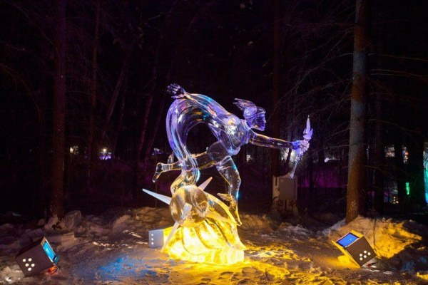 Awesome Ice Sculptures
