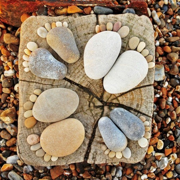Wonderful Stone Footprints