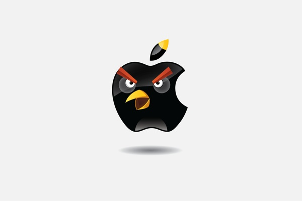 Angry Brands - Apple