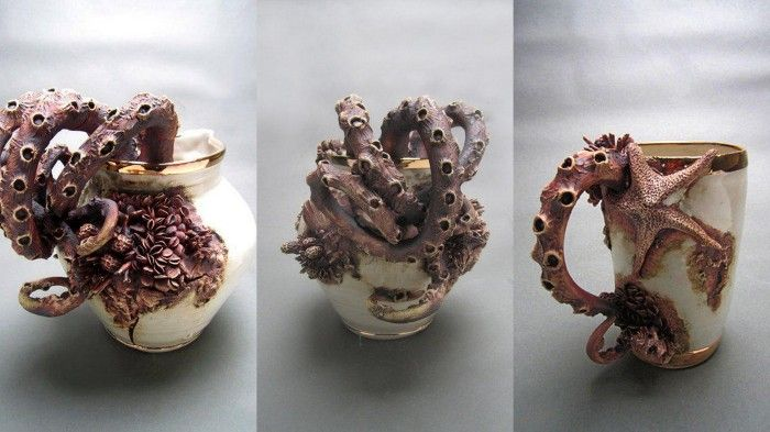 """Exquisitely Imaginative Series """"Bottom Feeders"""" by Mary O'Malley"""