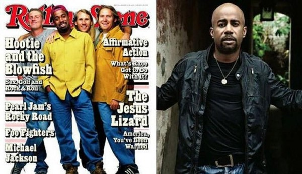 Darius Rucker and Hootie and the Blowfish
