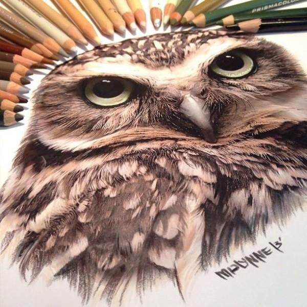 Peerless Drawings of Karla Mialynne