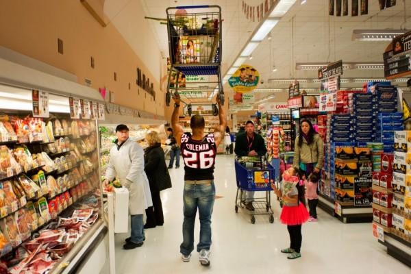 Erik Coleman on Sunday Shopping