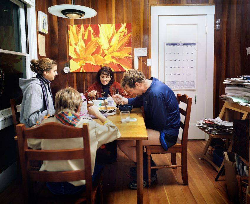 Incredible 'Family Mail' Photography by Douglas Adesko