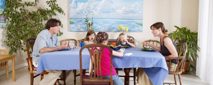 The Family that Eats Together Stays Together: Incredible 'Family Mail' Photo Series by Douglas Adesko
