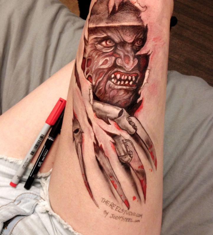 Freddy Krueger from A Nightmare on Elm Street