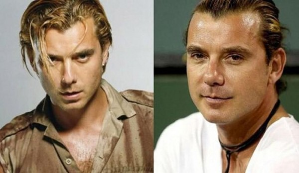 Gavin Rossdale of Bush