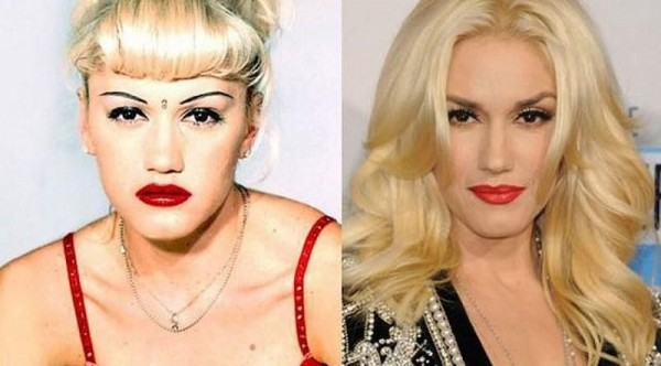 Gwen Stefani of No Doubt