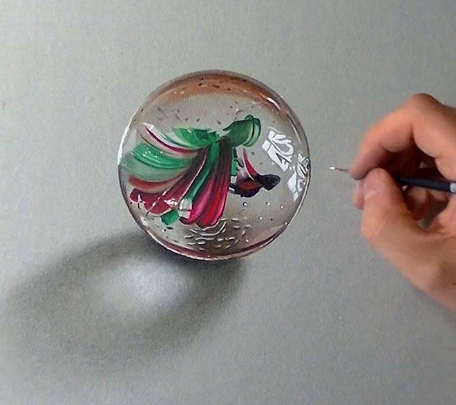 Incredible Hyper Realistic Drawings With 3d Effects The