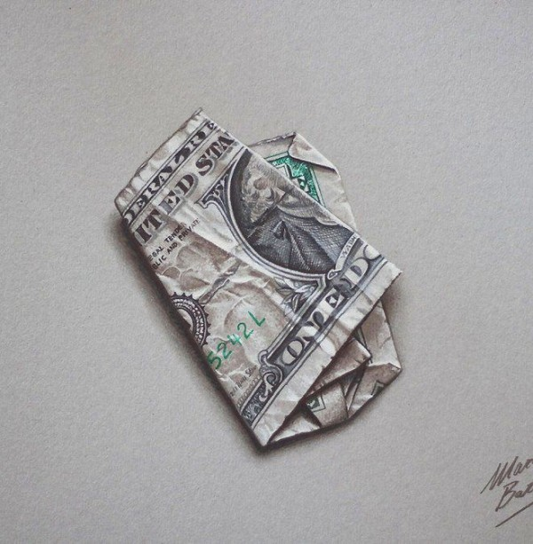 Hyper Realistic Paintings by Marcello Barenghi