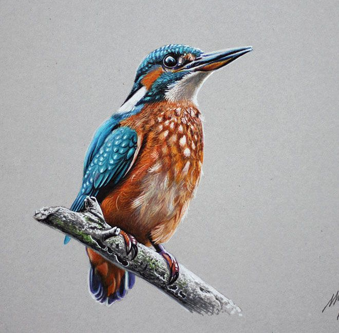 Incredible Hyper Realistic Drawings with 3D Effects