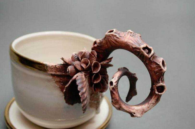 Mary O'Malley--bottom feeders cup