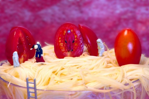 "Miniature World ""Minimize"" Photo Series by William Kass"