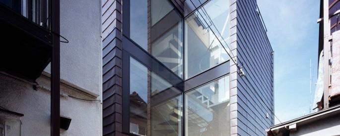 Narrow Vertical House