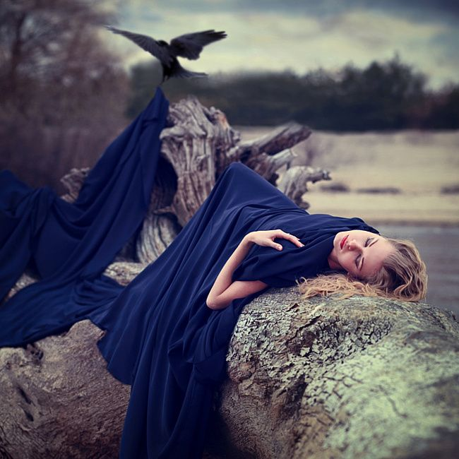 Romantic Photography by Sanya Khomenko