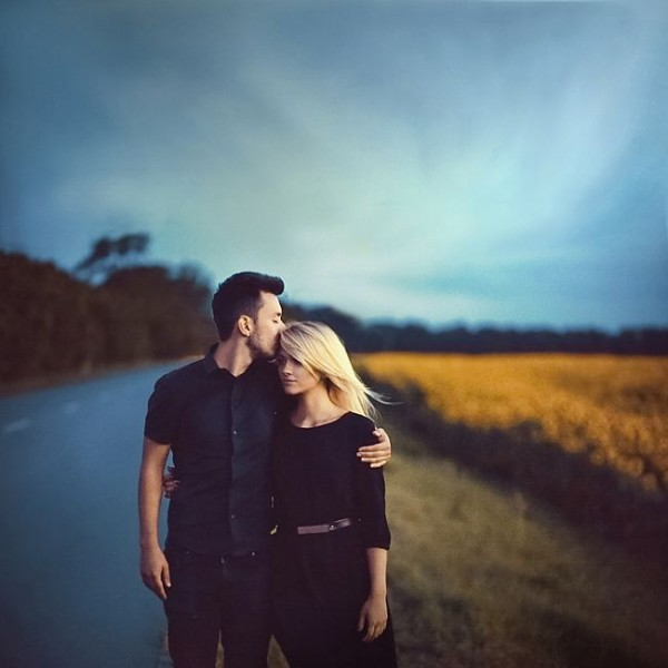 Romantic Photography by Sanya Khomenko