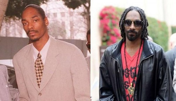 Snoop Dogg (now Snoop Lion)