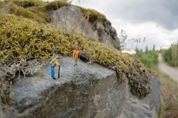 Miniature Figures by Kurt Moses