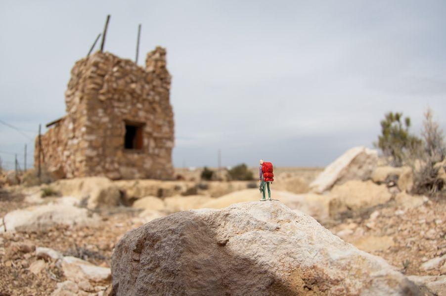 Tiny People by Kurt Moses