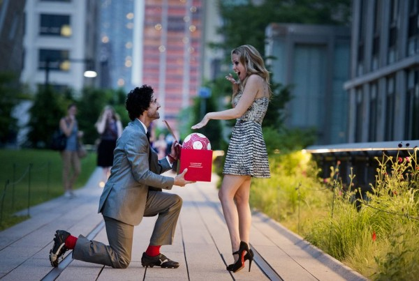 True Romantic - Professional Soccer Player Ethan Zohn