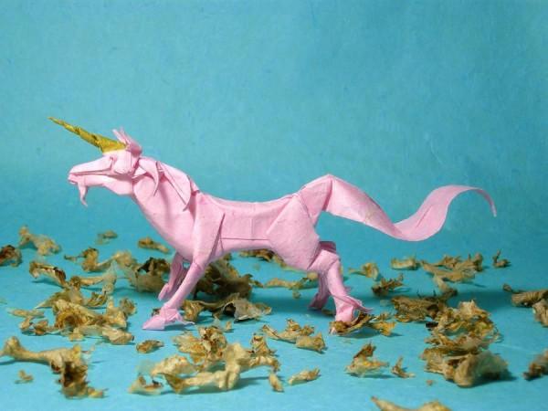 Incredible Origami Art by Emre Ayaroglu