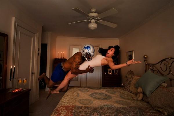 Valentine's Day - Erik Coleman, quarterback in college football