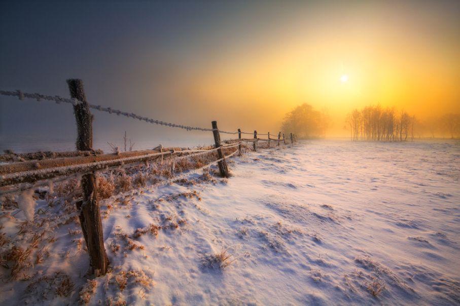 The Most Spectacular Landscape Photography by Paweł Uchorczak