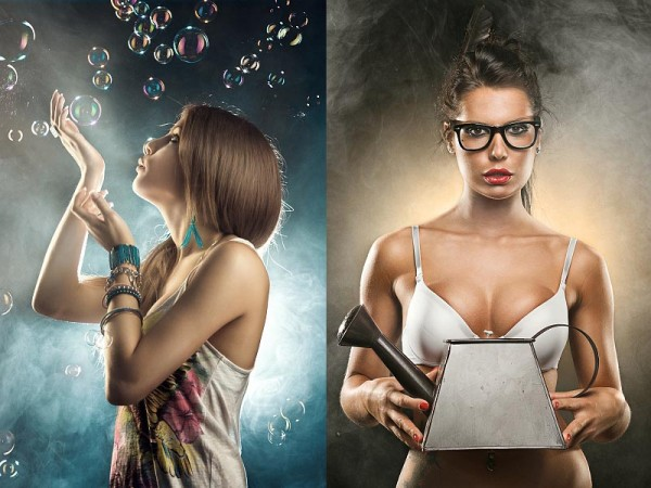 Photography Portraits by Nemanja Pesic